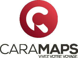 Préparez votre voyage avec à l'application de CaraMaps : l'application idéale pour votre voyage en camping-car !